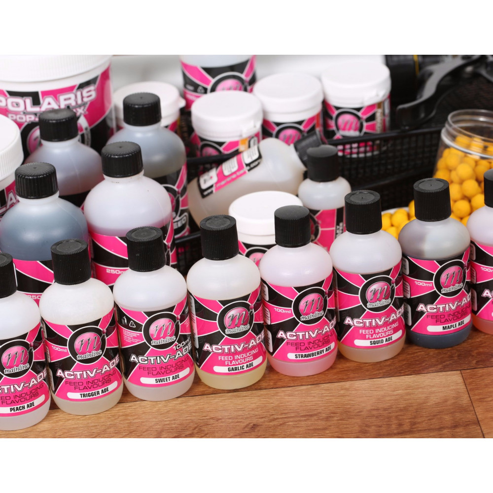 Active Ade Syrup 500ml Halibut Mainline 1
