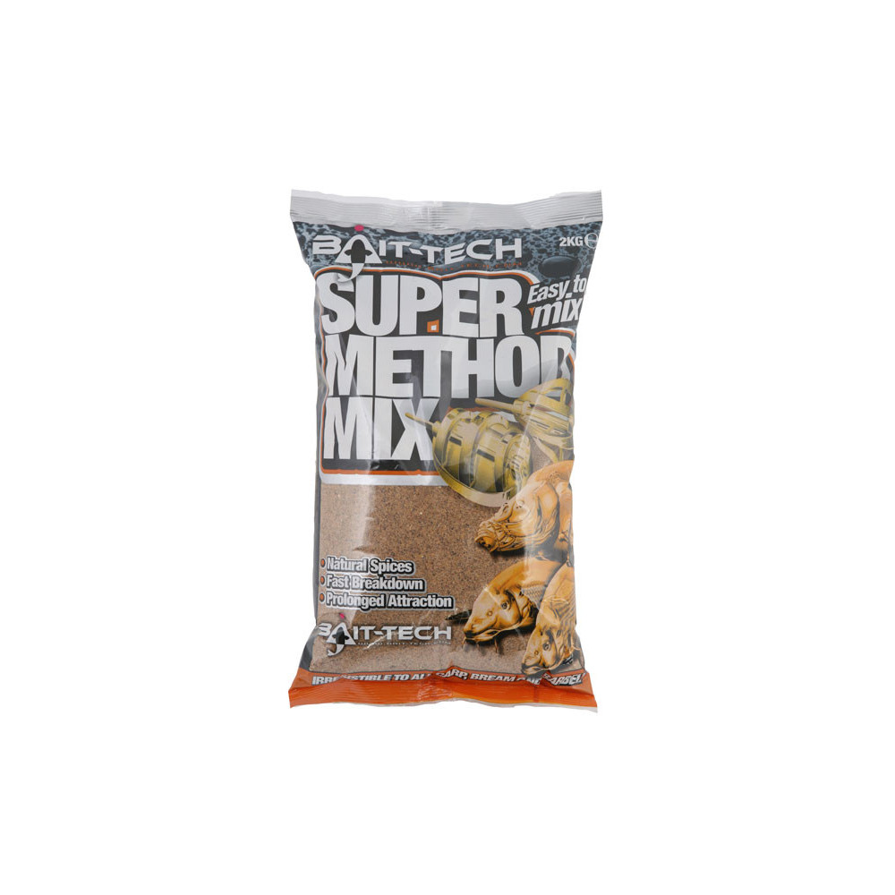 Super Method mix 1kg Bait-tech 1