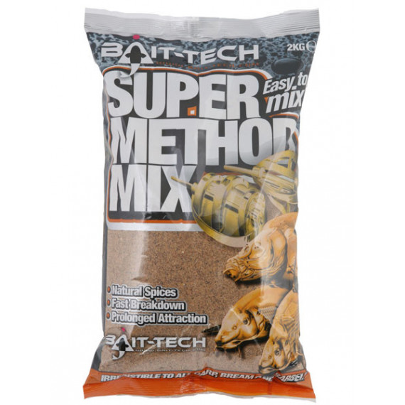 Super Method mix 2kg Bait-tech
