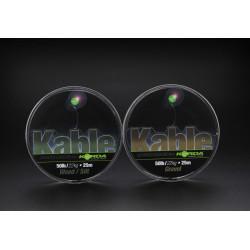 Kable Leadcore weed/silt 7m Korda