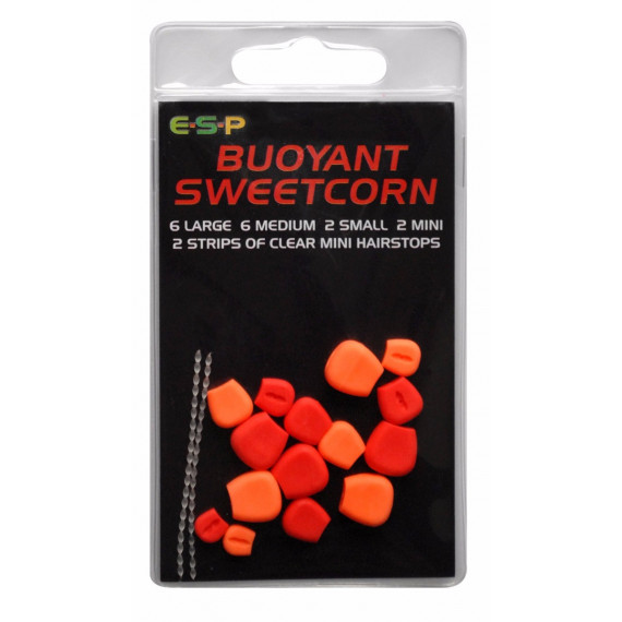 Big Buoyant Scorn red/orange Esp