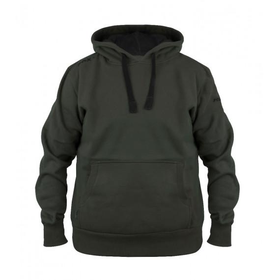 Groen zwarte vos hoodie