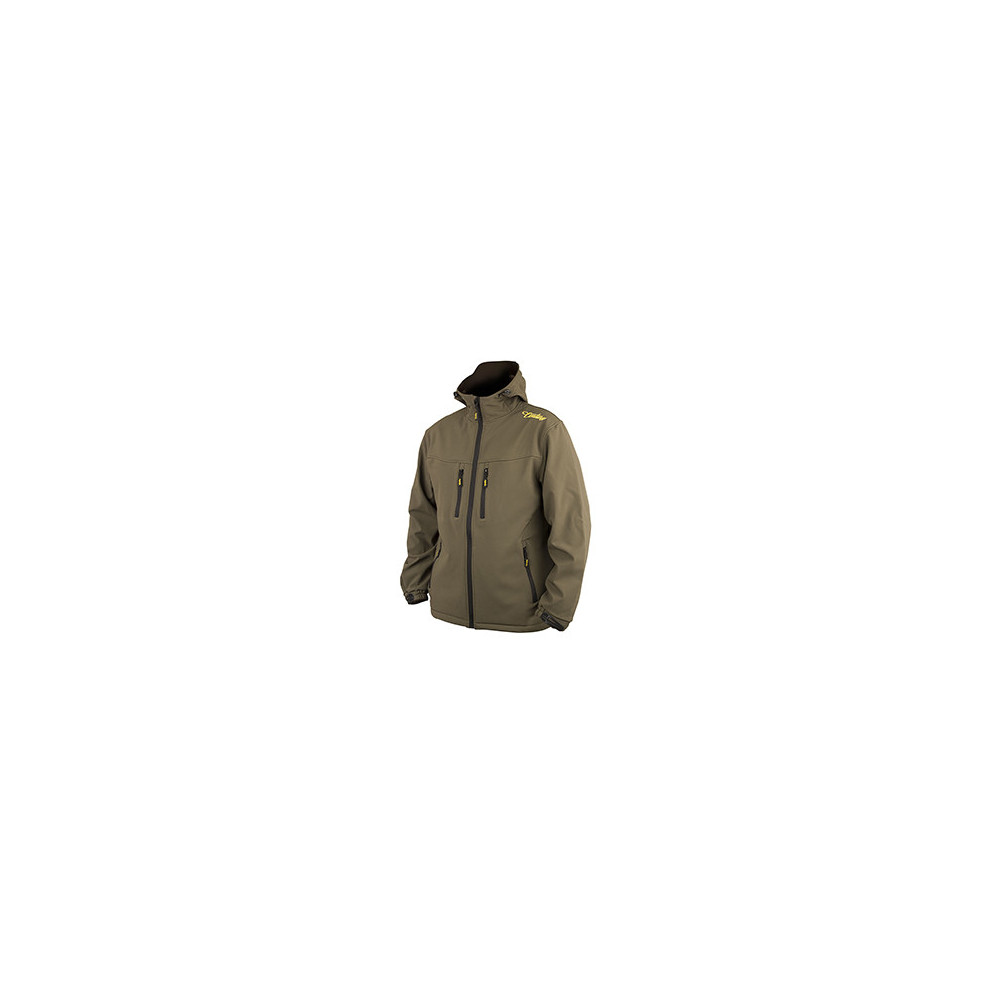 Softshell Performance Jacket Green Century 1