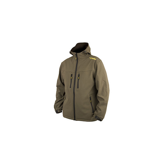 Softshell Performance Jacket Green Century