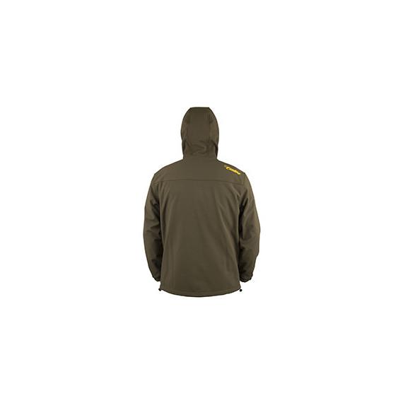 Softshell Performance Jacket Green Century 2