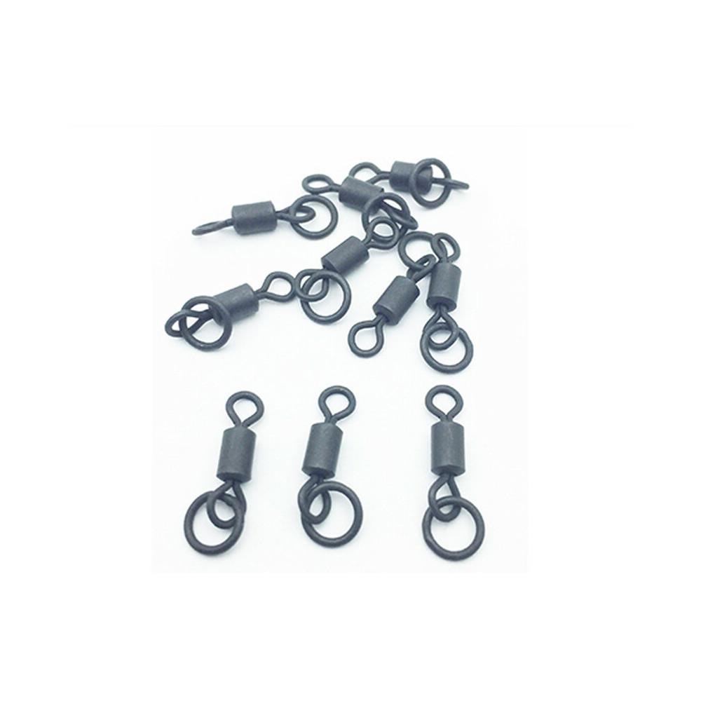 Rotary Ring Swivel 10pcs n°8 Dk tackle 1
