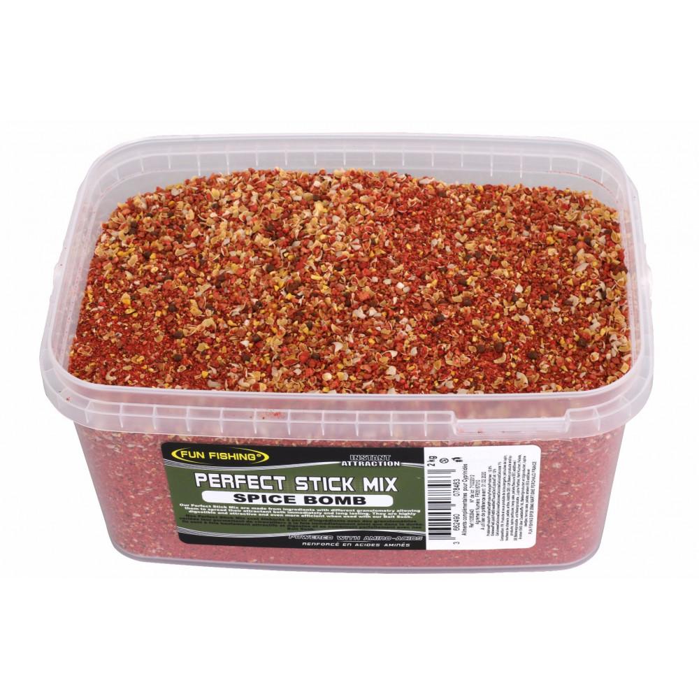 Perfect Stick Mix 2kg Spice bomb 1