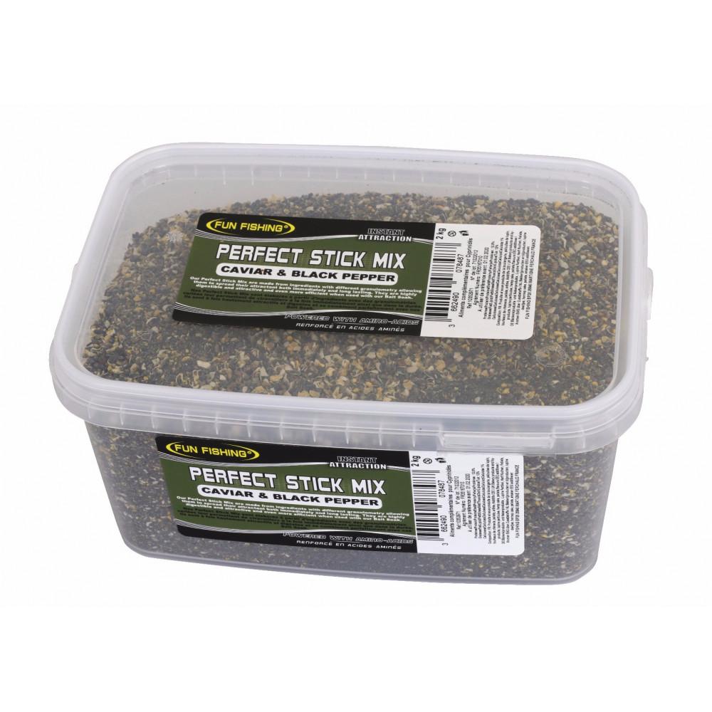Perfect Stick Mix 2kg Kaviaar Zwarte peper 2