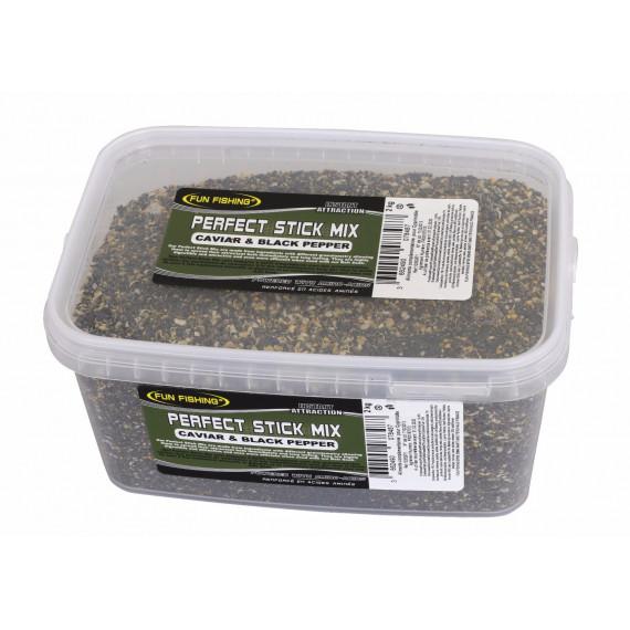Perfect Stick Mix 2kg Caviar & Black pepper