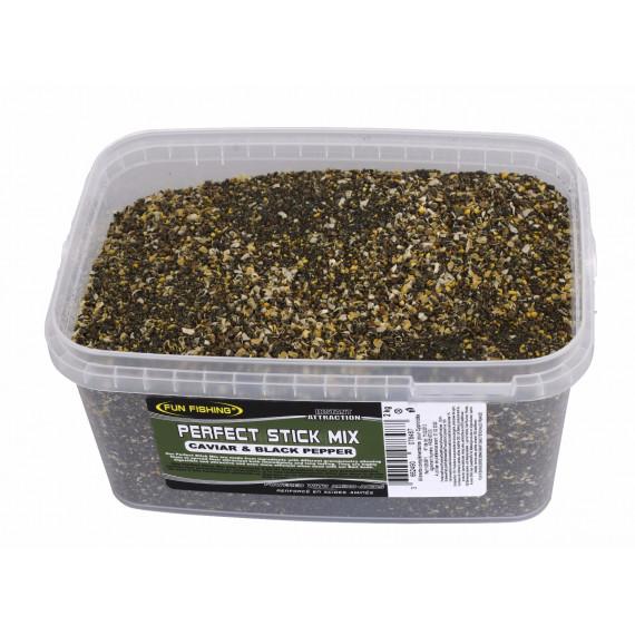 Perfect Stick Mix 2kg Kaviaar Zwarte peper 1