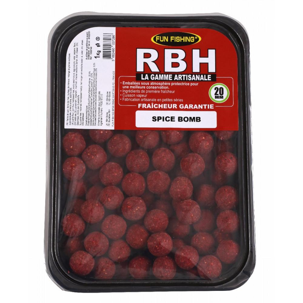 Rbh Boilies 1kg Spice bomb 1