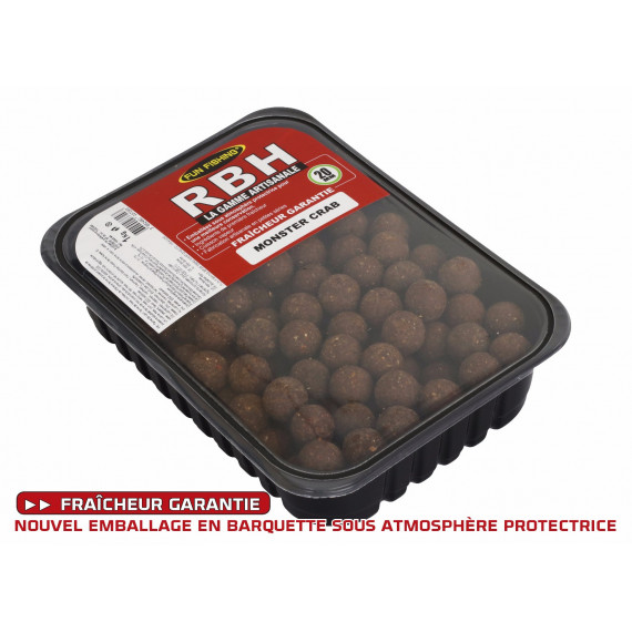 Rbh Boilies 1kg Monster crab 1