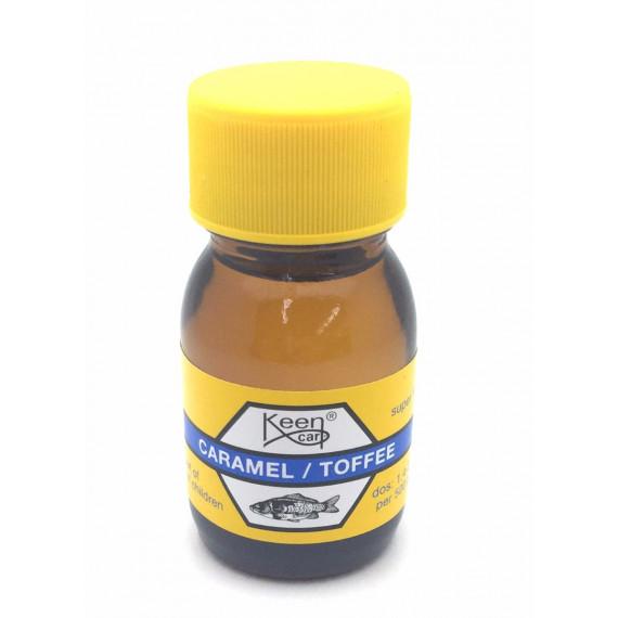 Caramel toffee 30 ml Keen carp
