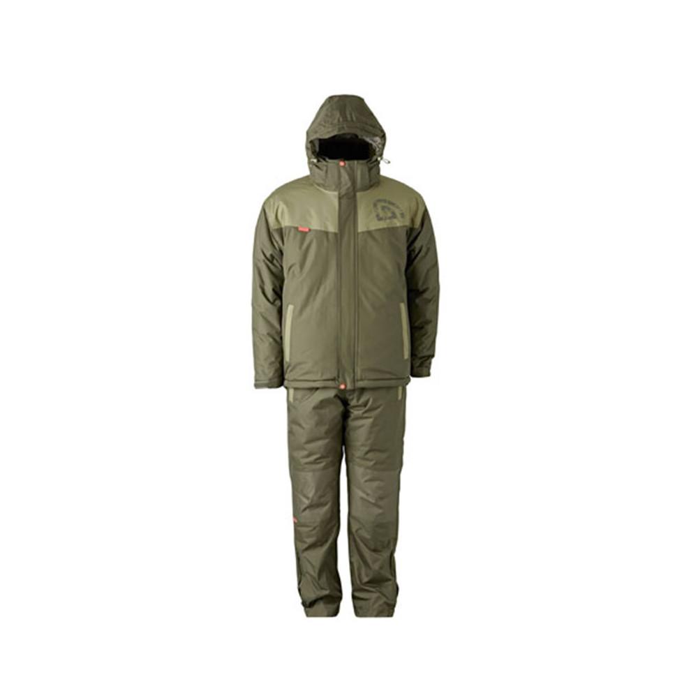 Trakker Core Multi-Suit Fleece Jacket Pant Set 7