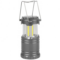 Retractable lantern with waterproof LEDs