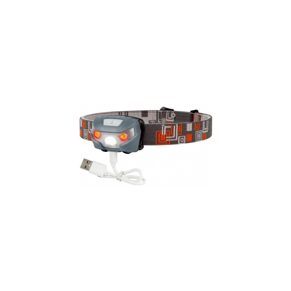 Lampe frontale Cobra rechargeable usb 1