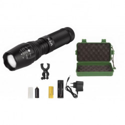Rechargeable torch light 800m