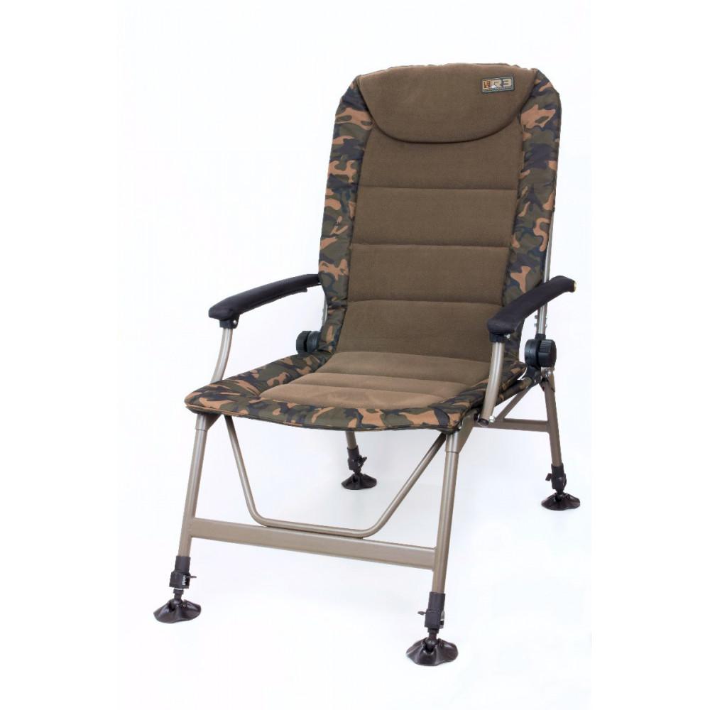 Level Chair Fox r3 Series Camo Chair 1