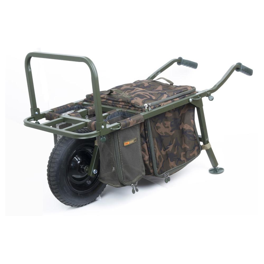 Explorer Barrow Cart + Camo Bags ctr012 1