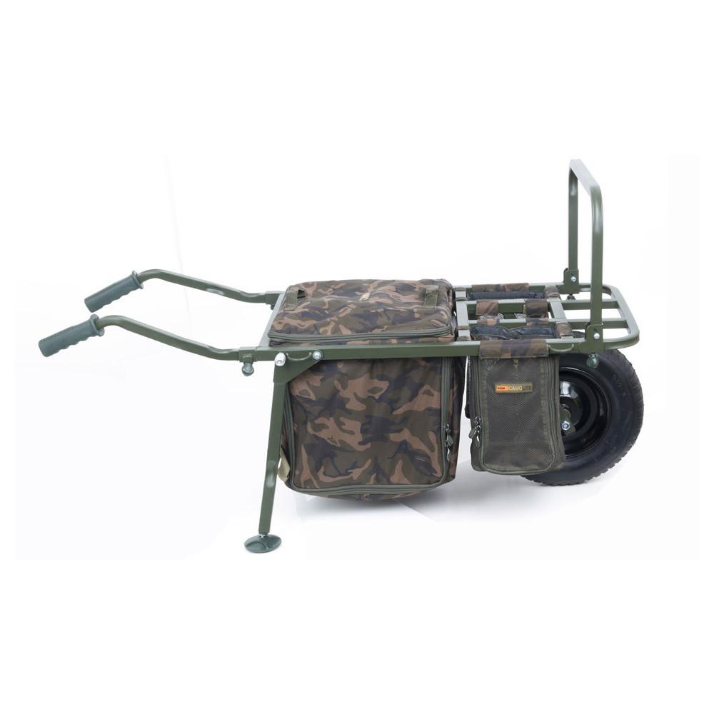 Explorer Barrow Cart + Camo Bags ctr012 2