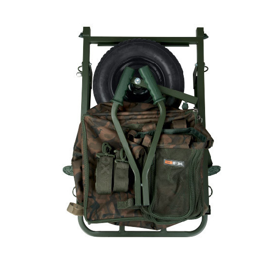 Explorer Barrow Cart + Camo Bags ctr012 3
