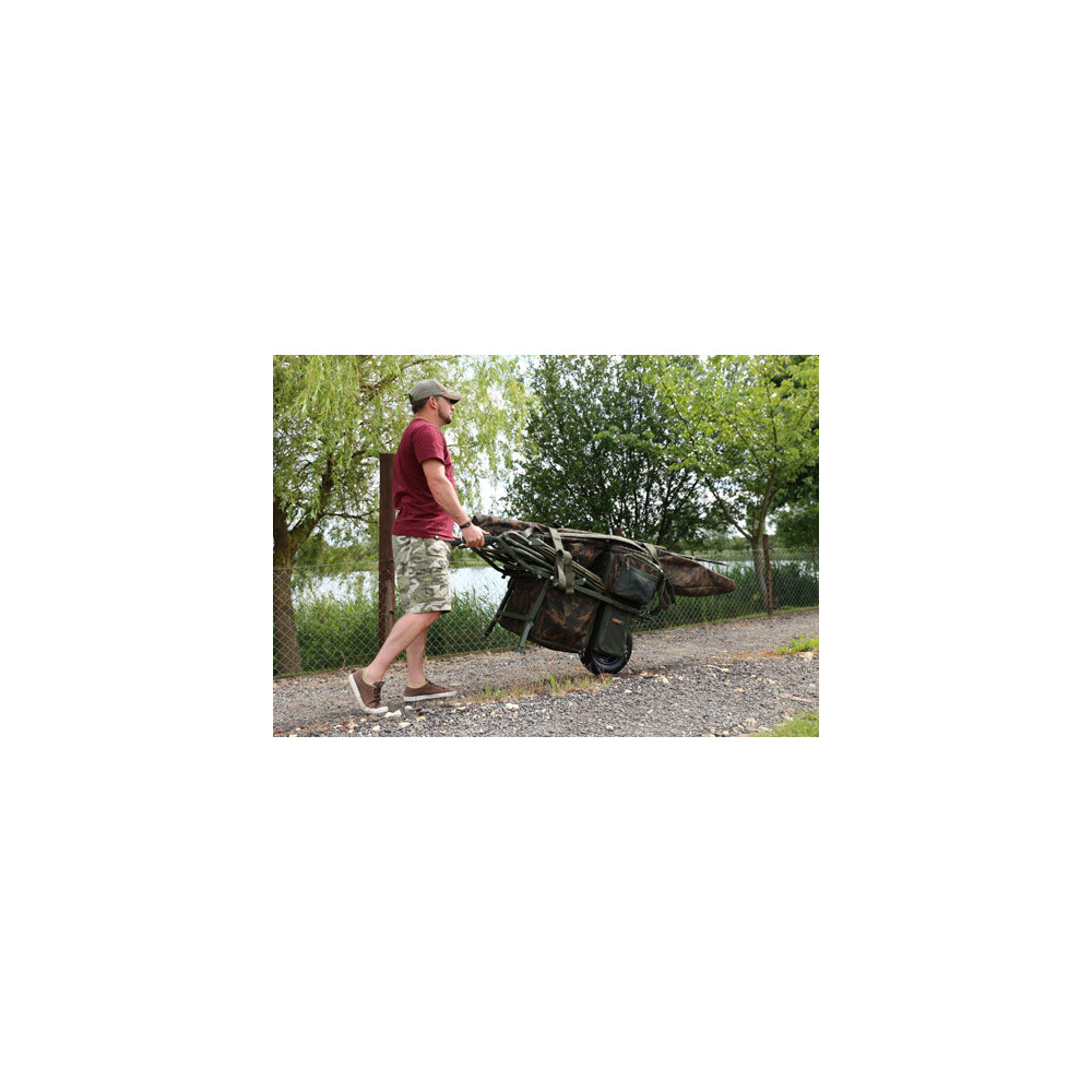 Explorer Barrow Cart + Camo Bags ctr012 4
