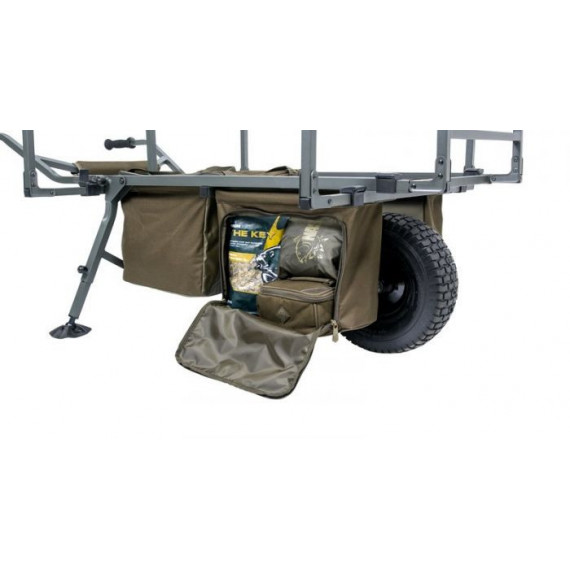 Chariot trax Evo mk2 Kevin nash 1