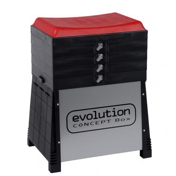 Evolution Classic basket 3 Fix2 compartments
