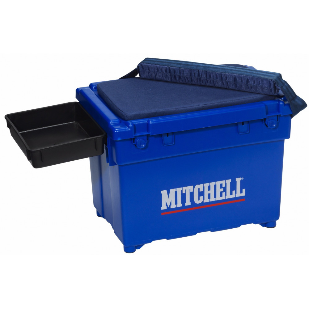 Mitchell complete saltwater seat basket 1