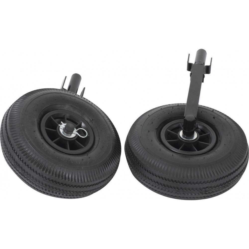 Set of 2 rear wheels Sensas 1