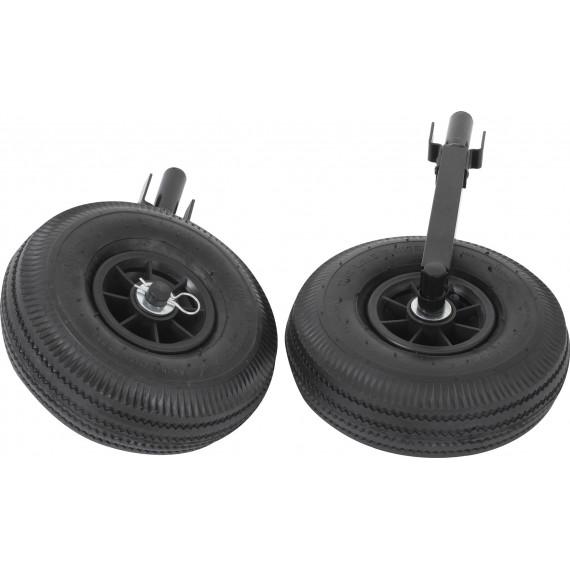 Set of 2 rear wheels Sensas