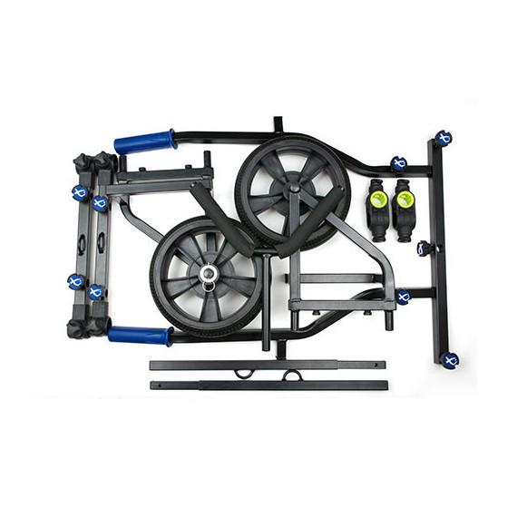 Kit chariot 2 roues Superbox Matrix