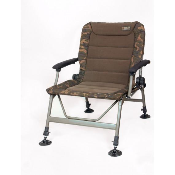 Level Chair Fox r2 Series Camo Chair