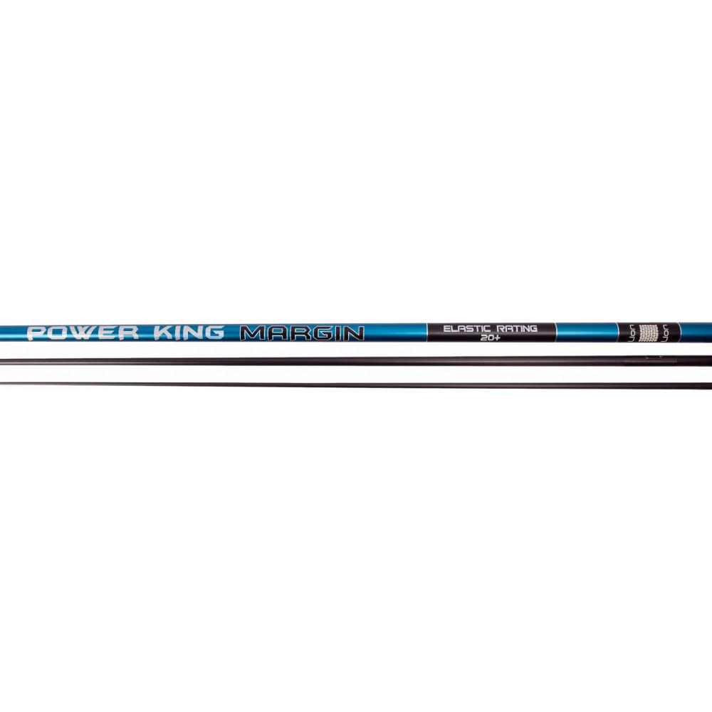 Power King Margin Carp rod 6.00m + 1 Kit strippa lion 1