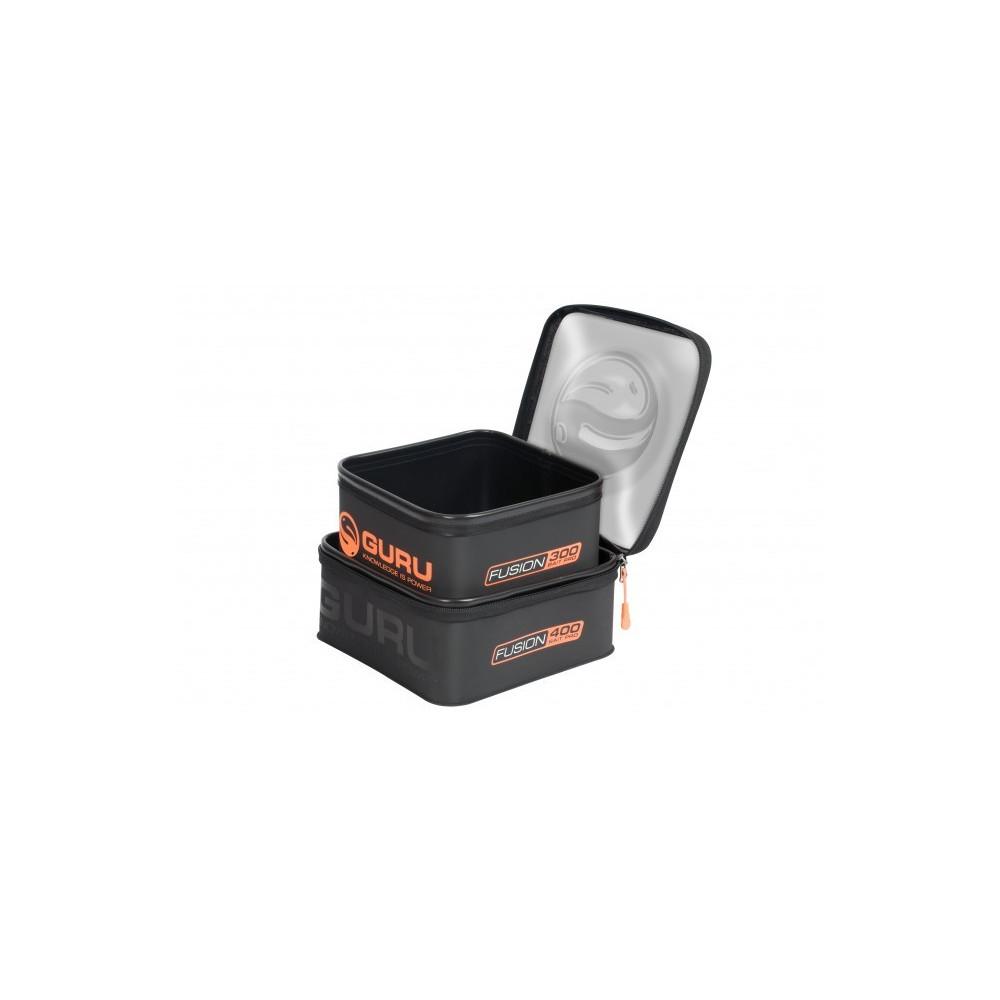 Combo bags Fusion 400 + Bait Pro 300 Guru 1
