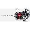 Moulinet Stradic ci4+ 4000 fb Shimano min 1