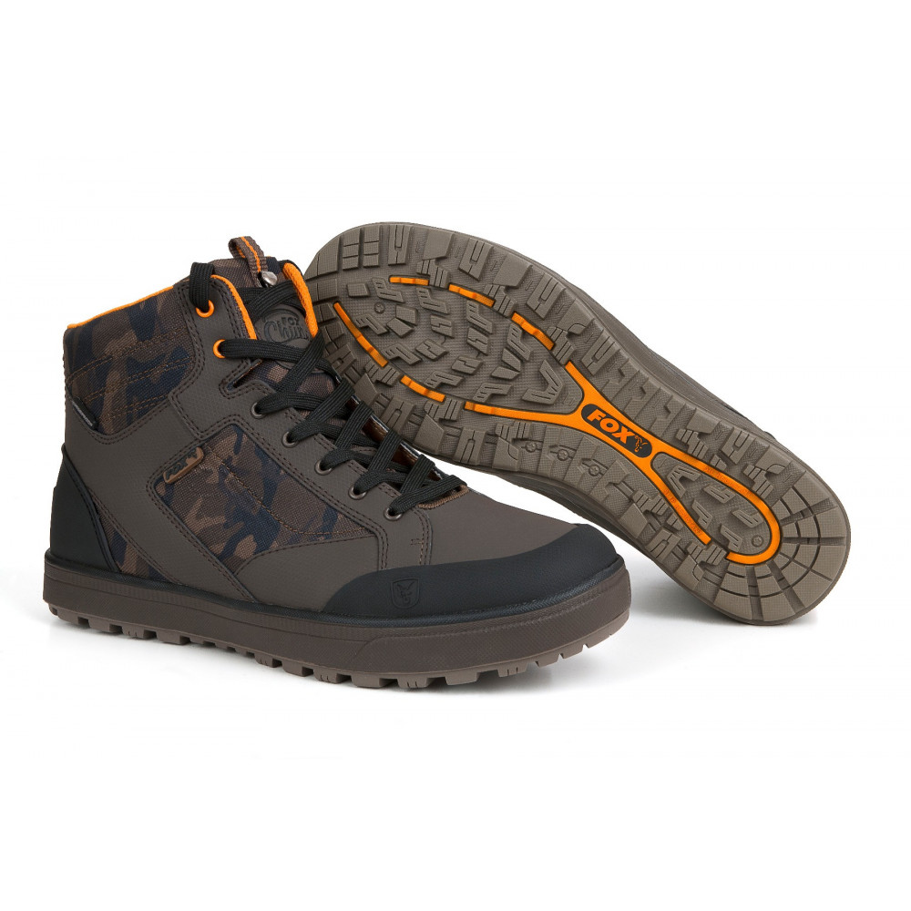 Fox Chunk Camo Mid Boot T42 Shoes 4