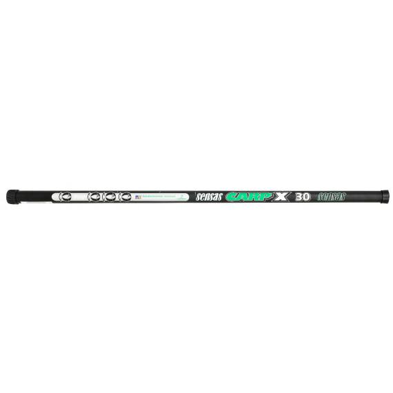 Carp rod with carpx 30 7m Sensas