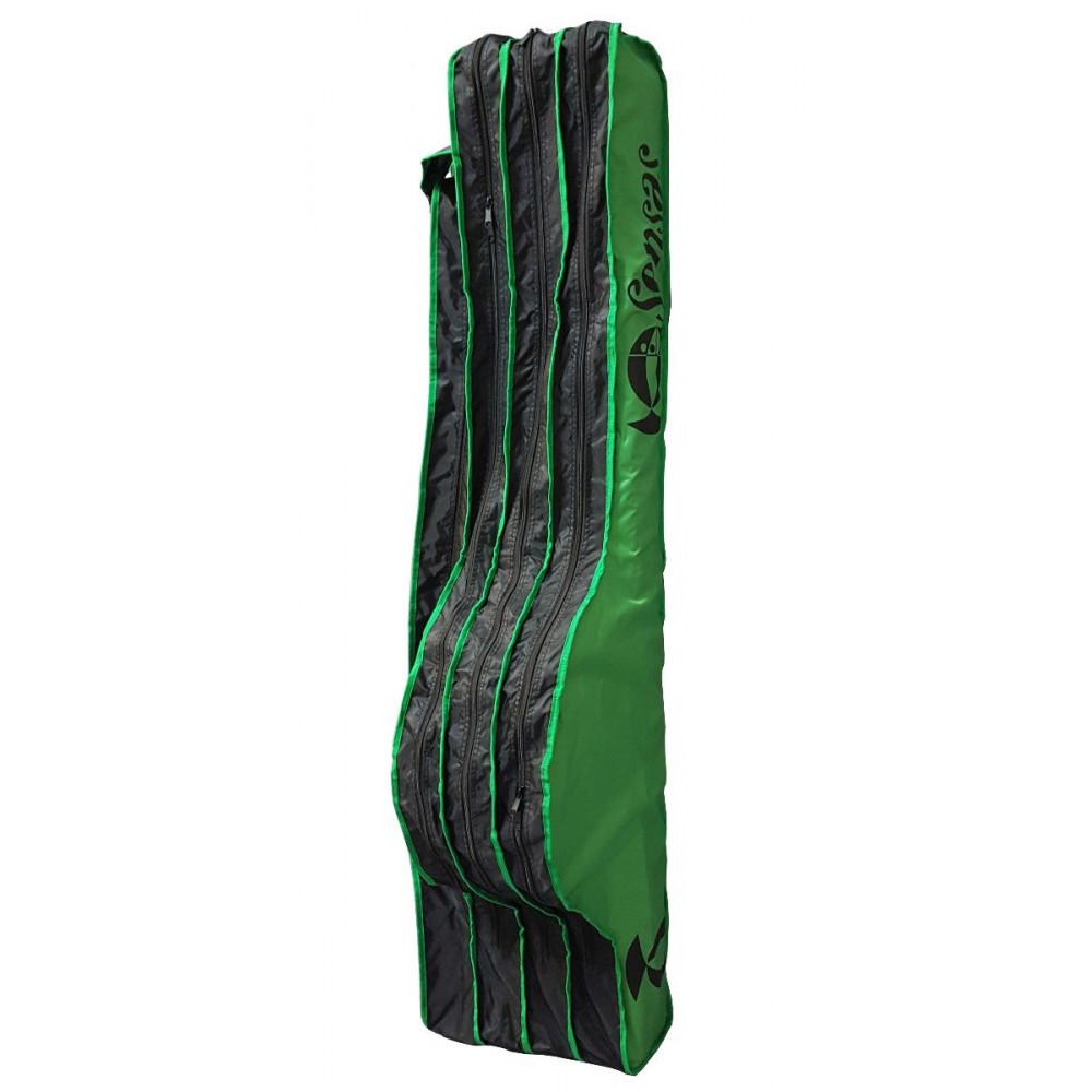 Sensas 3-pocket reel Challenge bag 1m55 1