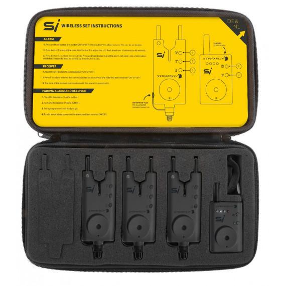Box if Alarm 3 detectors + 1 Strategy unit