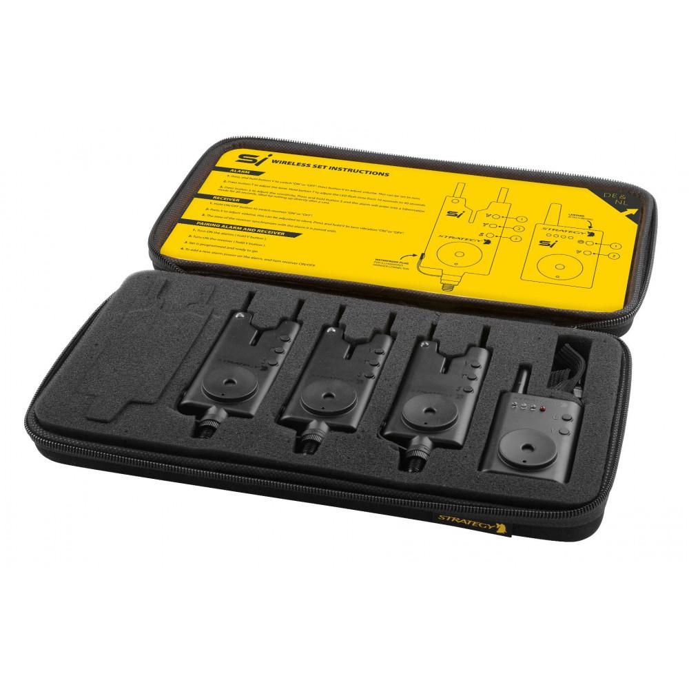 Box if Alarm 3 detectors + 1 Strategy unit 6