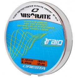 Tresse Visorate Feeder Braid 150m Cresta