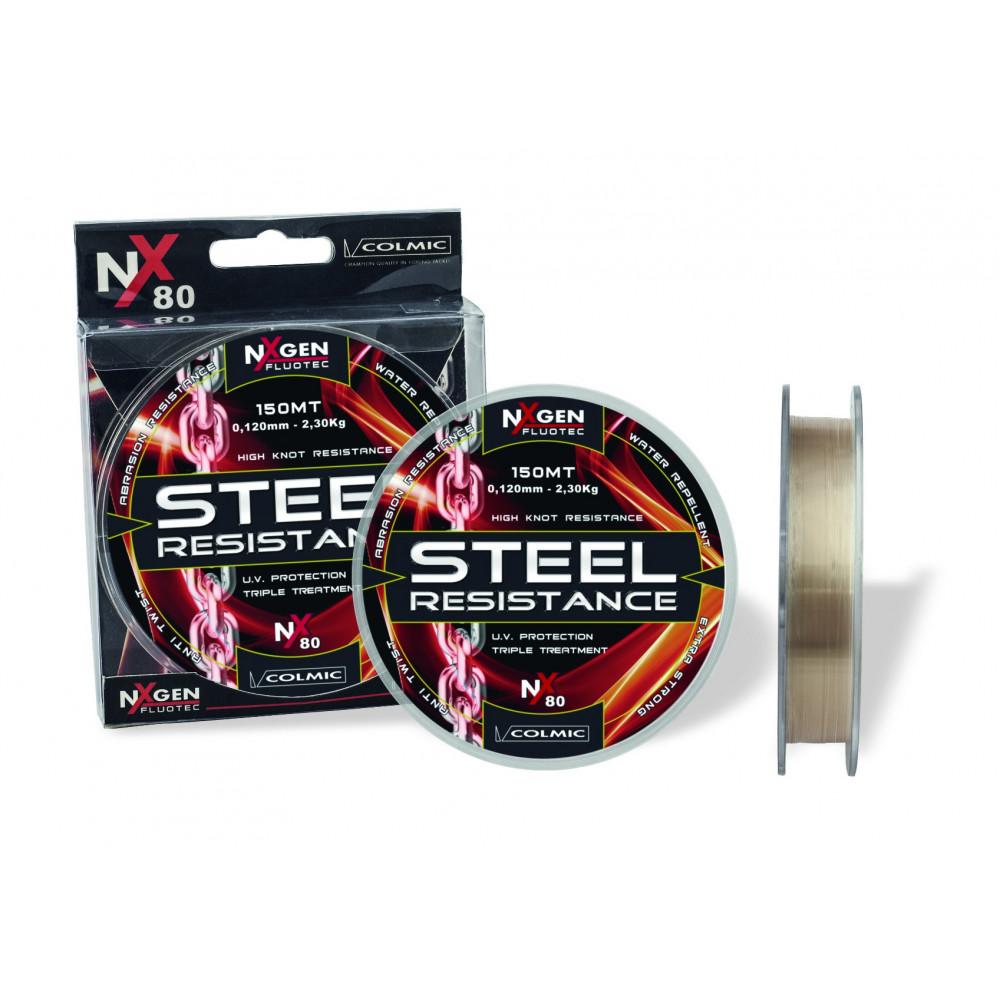 Nylon Steel resistance 150m Colmic 1