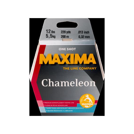 Nylon Chameleon One Shot 250m Maxima