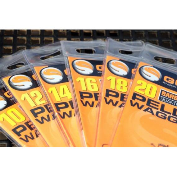 Haken niet gemonteerd pellet Waggler vlam 3