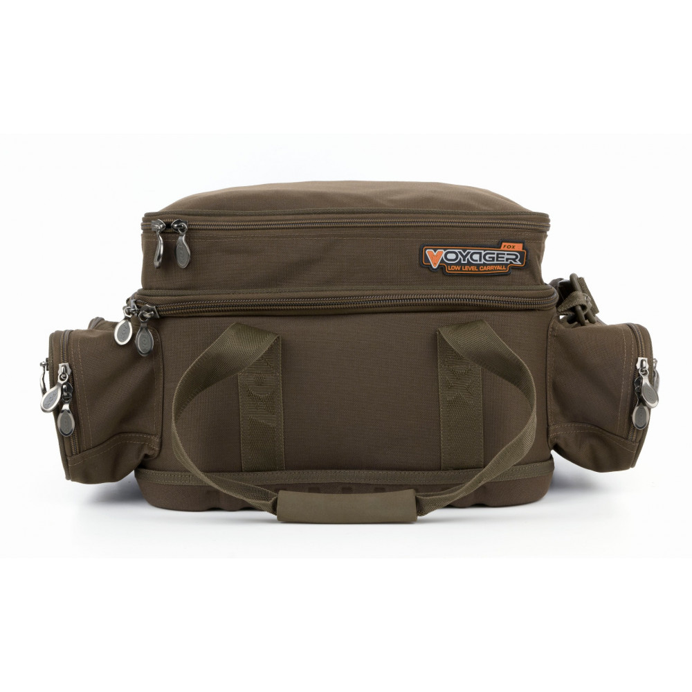 Voyager Low Level Carryall Fox Bag 1