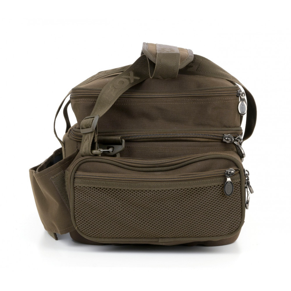 Voyager Low Level Carryall Fox Bag 2