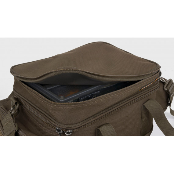 Voyager Low Level Carryall Fox Bag 3