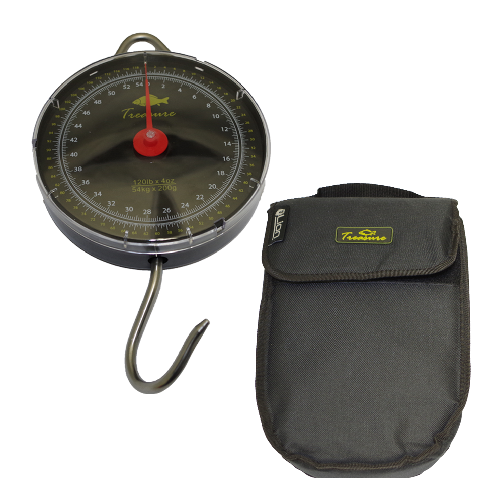 54kg dial scale + lion cover 3