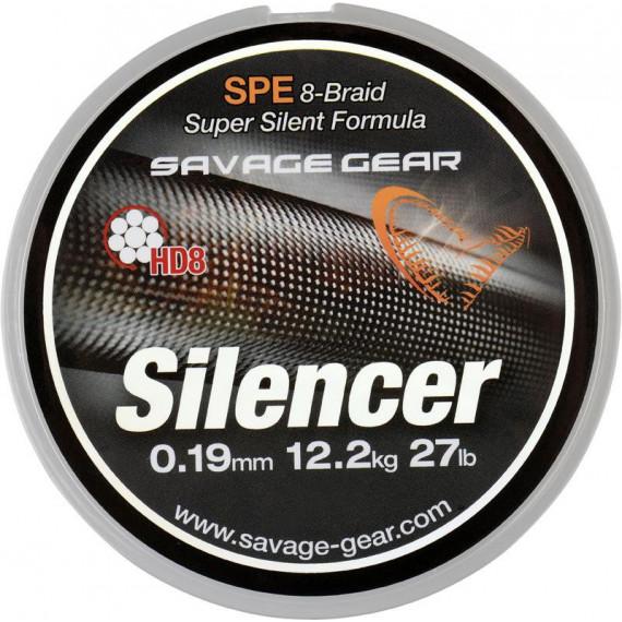 Tresse Silencer hd8 120m Savage